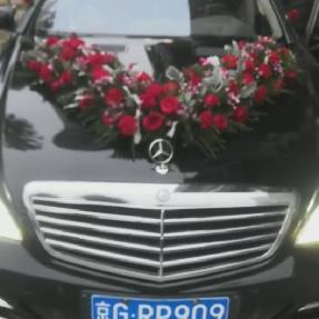 2020年1月16日孝感奔驰+奥迪A6L车队视频展示